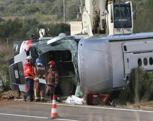 Spagna, telefonata Annalisa Riba ai genitori dopo incidente