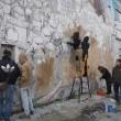 Blu cancella suoi murales Troppi magnati qui magnano9