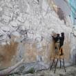 Blu cancella suoi murales Troppi magnati qui magnano7