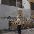 Blu cancella suoi murales Troppi magnati qui magnano3