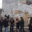 Blu cancella suoi murales Troppi magnati qui magnano4