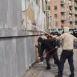 Blu cancella suoi murales Troppi magnati qui magnano12