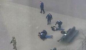 Bruxelles, due presunti terroristi fermati 2