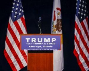 Chicago, Trump annulla comizio: contestazione e sicurezza...