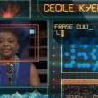 Cecile Kyenge a La Gabbia, verso scimmia dal pubblico VIDEO (1)