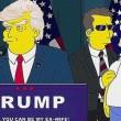 Donald Trump presidente, Simpson lo avevano previsto