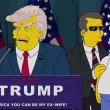 Donald Trump presidente, Simpson lo avevano previsto2