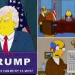 Donald Trump presidente, Simpson lo avevano previsto4