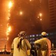 Dubai, in fiamme due grattacieli residenziali3