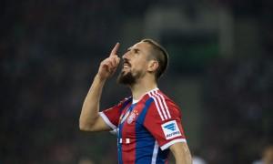 Franck Ribery (foto Ansa)
