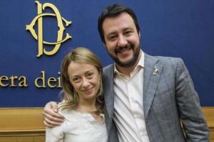 Salvini non voleva Madia incinta ministro, ora per Meloni...