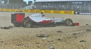 YOUTUBE Gp Australia, Alonso sperona Gutierrez e si schianta