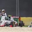 Gp Australia, Alonso sperona Gutierrez e si schianta3
