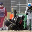 Gp Australia, Alonso sperona Gutierrez e si schianta8