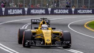 Guarda la versione ingrandita di Gp Australia: vince Rosberg, terza la Ferrari di Vettel FOTO