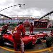 Gp Australia: vince Rosberg, terza la Ferrari di Vettel