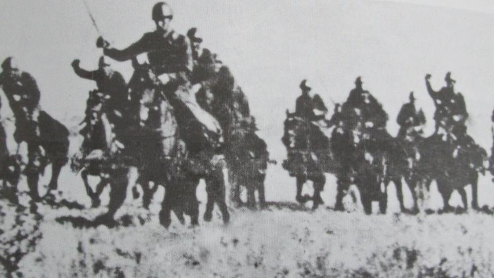 Isbuscenskij FOTO: l'ultima carica della cavalleria italiana