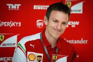 James Allison, il direttore tecnico della Scuderia Ferrari