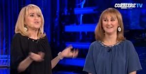 """Luciana Littizzetto e la sosia in diretta: """"Briatore..."""""""