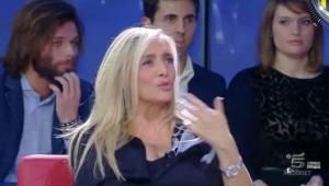 Mara Venier, una opinionista dell'Isola dei famosi