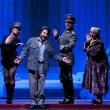 Marchette in trincea di Lillo & Greg al Teatro Brancaccio di Roma