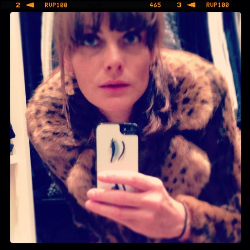 Emma Winter nella foto Twitter