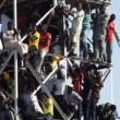 Nigeria-Egitto: 40mila spettatori in stadio da 25mila. FOTO2