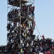 Nigeria-Egitto: 40mila spettatori in stadio da 25mila. FOTO4