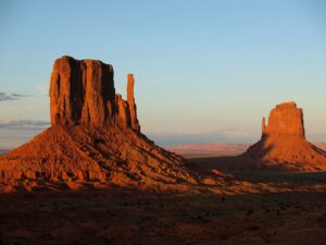 Viaggio negli Stati Uniti tra i parchi del West