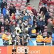 Rugby: giocatori tifosi, rissa sugli spalti