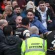 Rugby: giocatori tifosi, rissa sugli spalti6