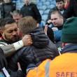 Rugby: giocatori tifosi, rissa sugli spalti5