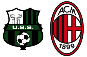 Sassuolo-Milan streaming-diretta tv, dove vedere Serie A