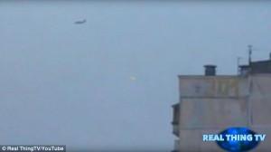 San Pietroburgo: Ufo o aereo antigravitazionale3