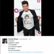 Charlie Sheen, t-shirt ironizza su Hiv FOTO 2