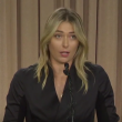 "YOUTUBE Tennis, Sharapova choc: ""Positiva ad antidoping"""