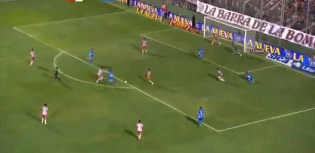 YouTube, Milito segna gol da cineteca in Union-Racing