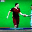 YouTube, Totti entra in campo: ovazione del Bernabeu