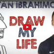 YOUTUBE, Ibrahimovic: il racconto della sua vita a fumetti