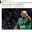 Gianluigi Buffon record imbattibilità: Zoff superato