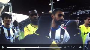 VIDEO Udinese, tensione con tifosi: reazione di Danilo