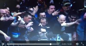 Guarda la versione ingrandita di  Udinese, tensione con tifosi: reazione di Danilo