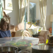 YOUTUBE Gatto che nuota insegnò a bimba autistica a parlare 5