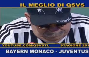 Cesare Pompilio in lacrime dopo eliminazione Juventus. VIDEO