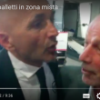"YouTube, Sabatini-Spalletti a confronto. Il ds: ""Vado via"""