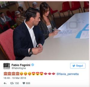 Flavia Pennetta prepara il suo matrimonio, foto da Instagram e Twitter