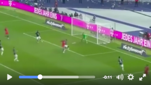 Guarda la versione ingrandita di Jamie Vardy video gol tacco in Germania-Inghilterra