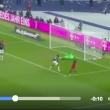 Vardy video gol tacco in Germania-Inghilterra