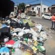 Sciopero netturbini, Johannesburg piena di rifiuti2