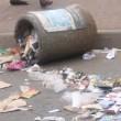 Sciopero netturbini, Johannesburg piena di rifiuti